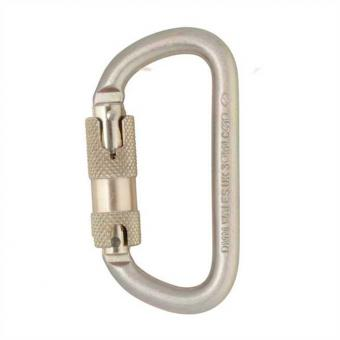 Equal D 10mm - Twistlockkarabiner Twist-Lock