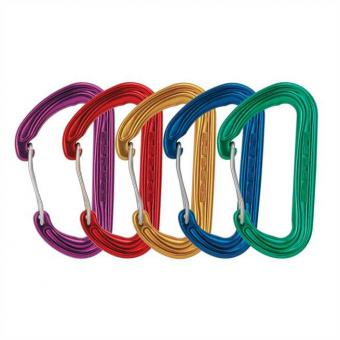 Phantom Colour (6er Pack, gemischte Farben) - Karabiner