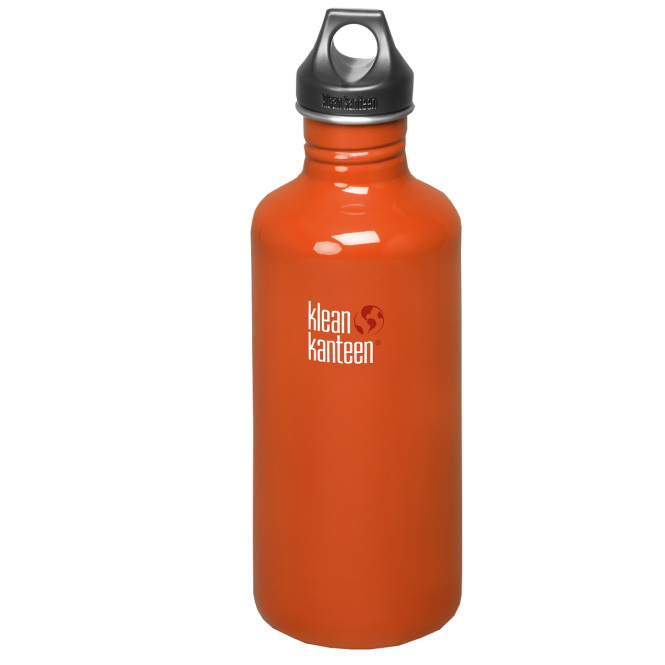 1182ml Classic mit Loop Cap - Trinkflasche