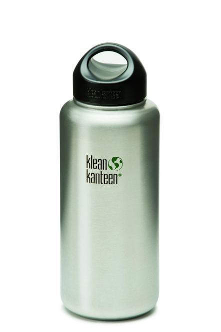 1182ml Wide mit Edelstahl Loop Cap - Trinkflasche