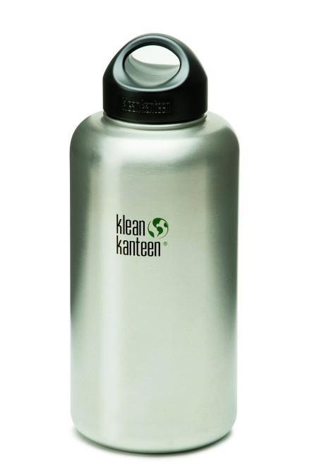 1900ml Wide mit Edelstahl Loop Cap - Trinkflasche