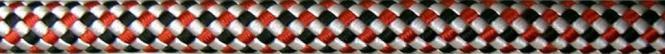 Access - Unicore - 11mm - Statikseil 100m | rot/weiß