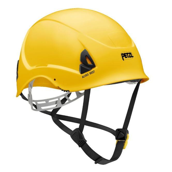 Alveo Best - Kletterhelm gelb