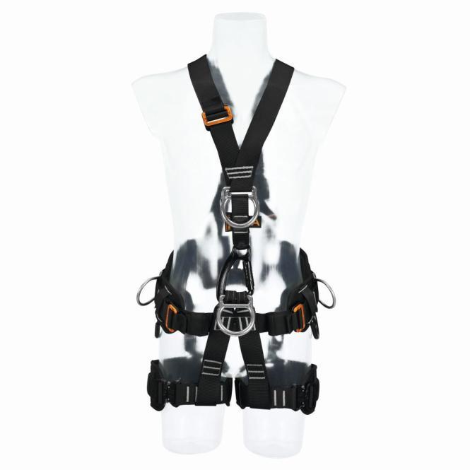 ARG 80 BLACK CLICK LIGHT - Industrieklettergurt