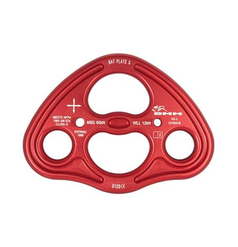 Bat Rigging Plate Small