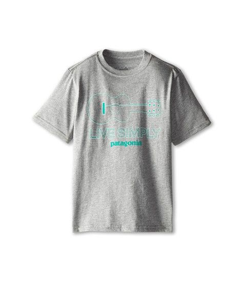 Boy´s Live Simply Guitar T-Shirt