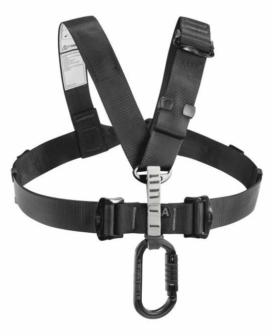 Chest'Air - Brustgurt für Sitz und Haltegurte