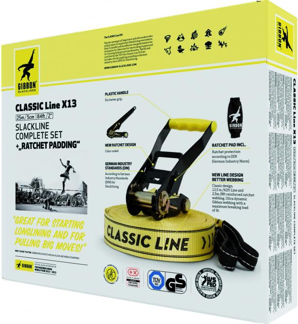 CLASSIC LINE X13 XL TREE PRO SET