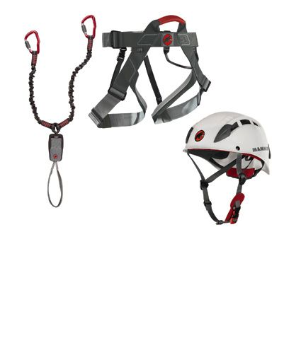Classic Via Ferrata Package 2 - Klettersteigset