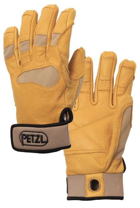 Cordex Plus - Handschuhe zum Sichern und Abseilen Größe XS | beige