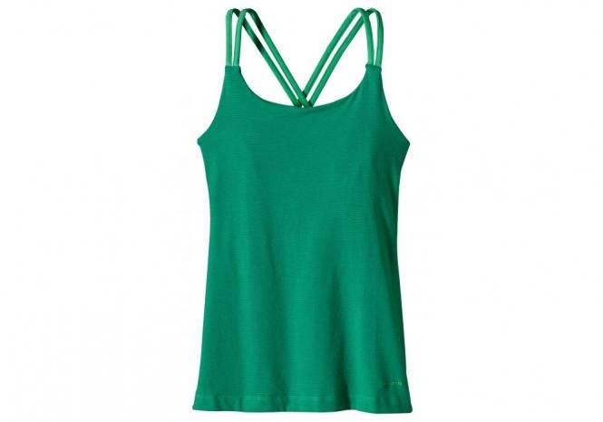 Cross Back Tank - Top
