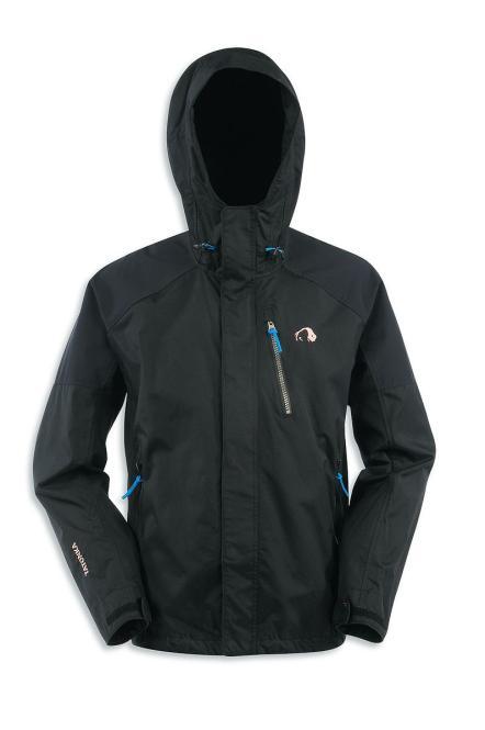 Dorum M's Jacket - Regenjacke black   Größe XL