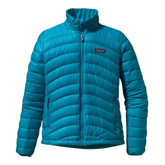 Down Sweater Jacket - Daunenjacke