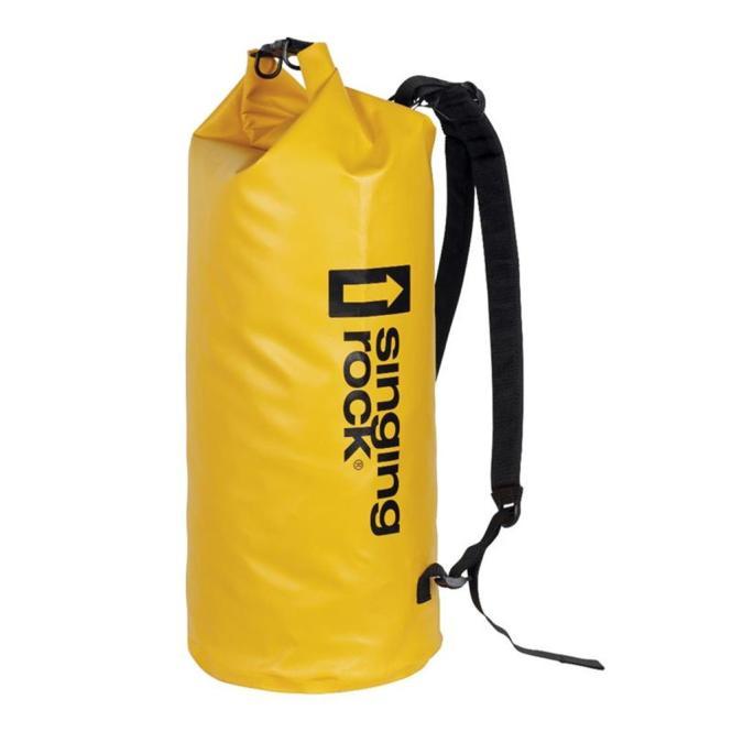 Dry Bag - wasserdichter Materialsack gelb | 40 Liter
