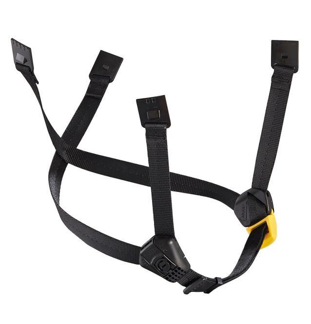 DUAL-Kinnband für die Helme VERTEX und STRATO