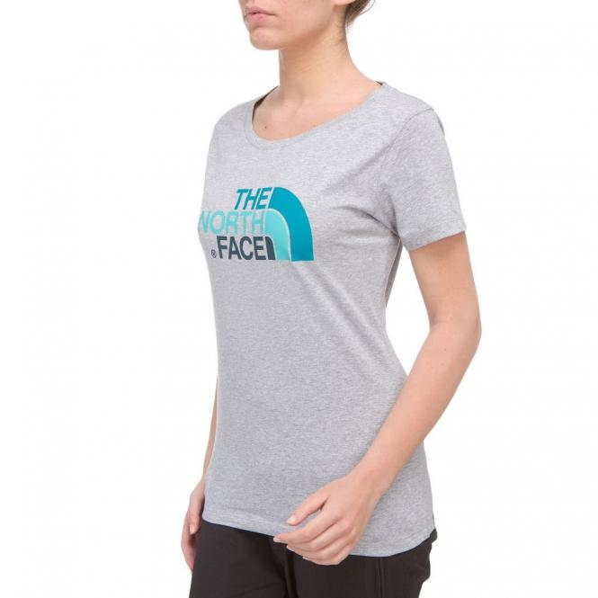 Easy Tee - T-Shirt grey/blue | Größe M