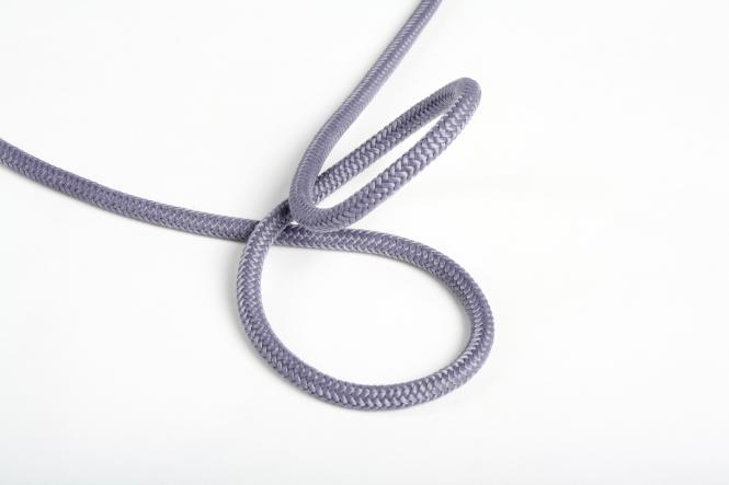 Edelweiss - Reepschnur 5mm 200 Meter | grau