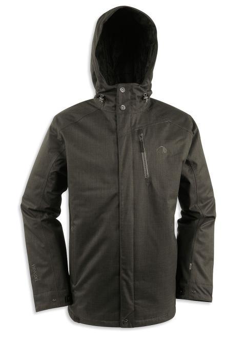Elwood M's Jacket - Winterjacke graphite | Größe XL