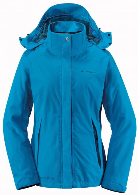 Escape Pro Jacket - Regenjacke teal blue | Größe 42