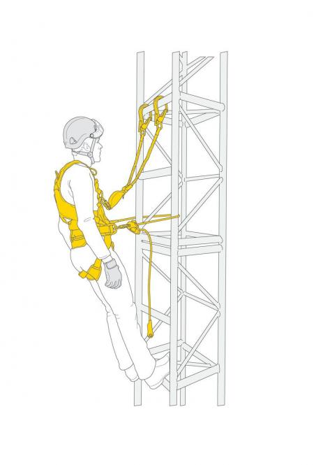 Fall Arrest and Working Positioning Kit