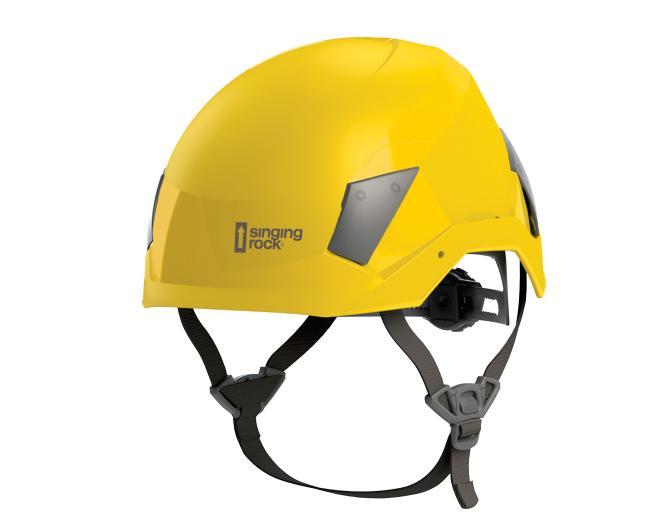Flash Industry - Schutzhelm gelb