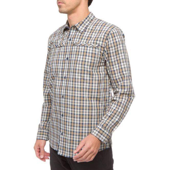 Gator Shirt - Hemd utility brown | Größe L