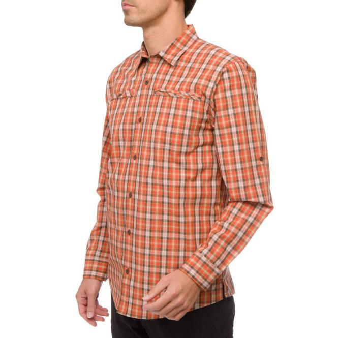 Gator Shirt - Hemd coffee brown | Größe L