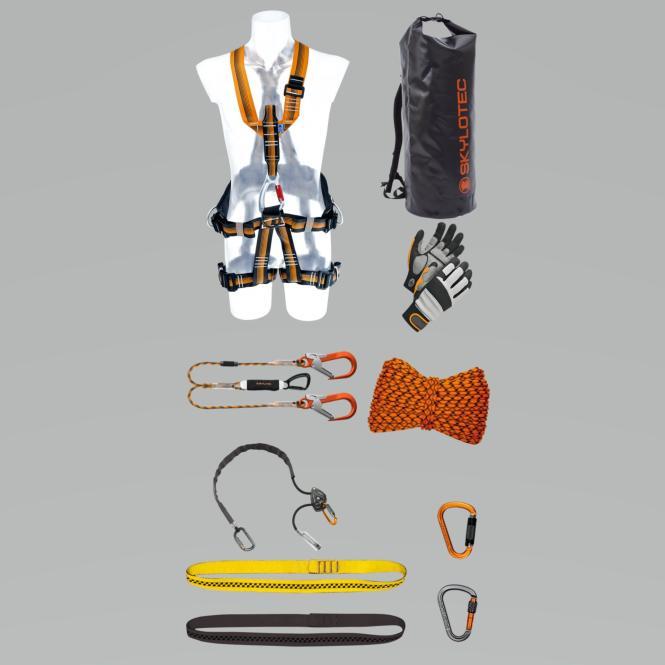 Gerätesatz Absturzsicherung 2 - DIN14800-17