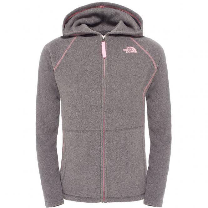 Girls Glacier Full Zip Hoddy