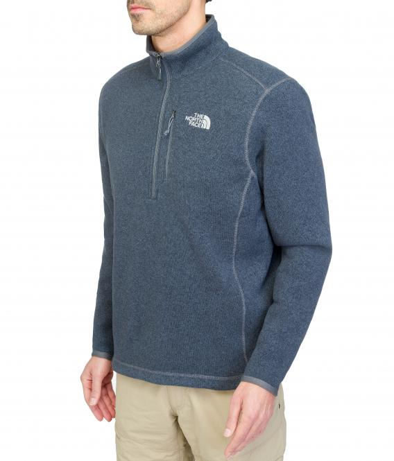 Gordon Lyons 1/4 Zip - Fleecepullover