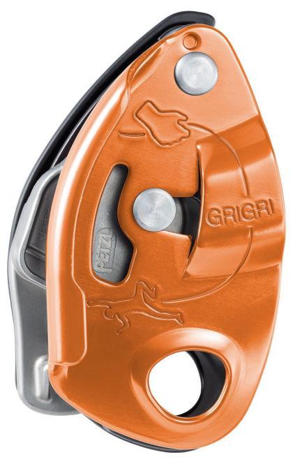 GriGri - Sicherungsgerät orange