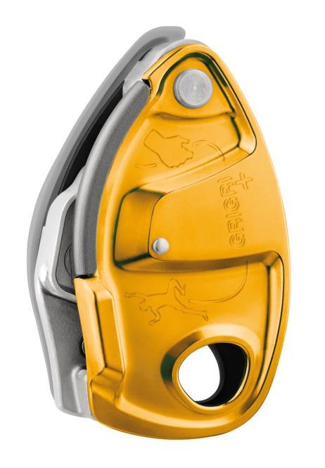 GriGri+ - Sicherungsgerät orange