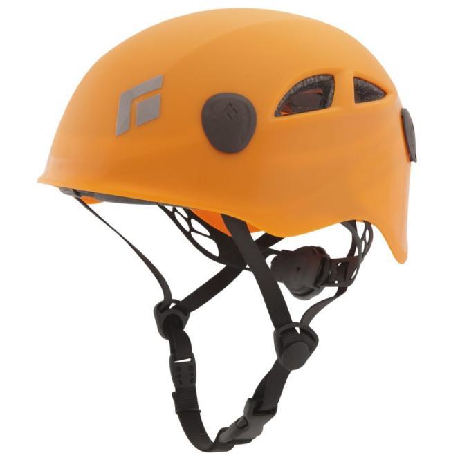 Half Dome - Kletterhelm orange | Größe M-L