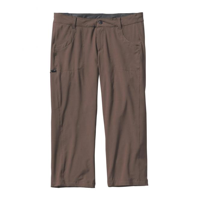Happy Hike Capris ash tan | Größe 8