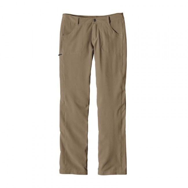 Happy Hike Pants ash tan | Größe 6