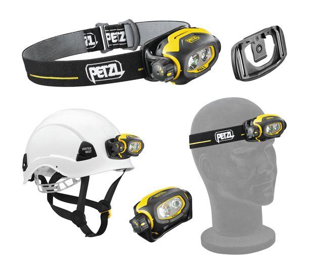 Helmclip - Helmbefestigungssystem für PIXA Stirnlampen