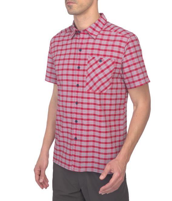 Hypress Shirt - Hemd red | Größe M