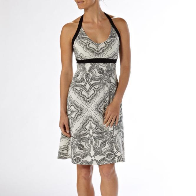 Iliana Halter Dress - Kleid