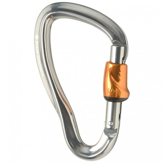 Iron Cruiser - Via Ferrata Carabiner - Karabiner