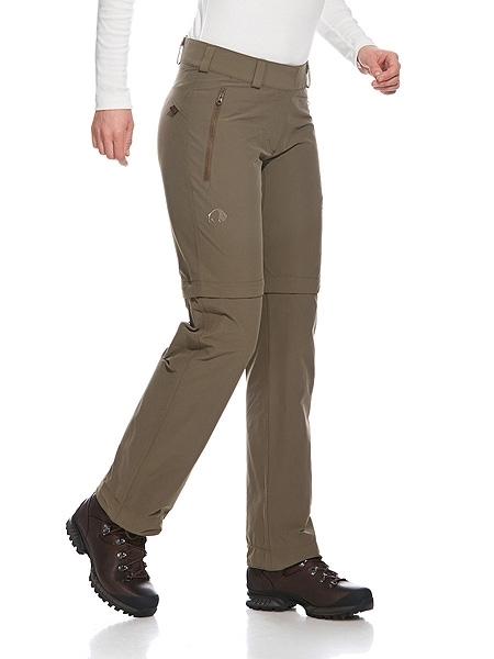 Kearns Zip Off Pants - Trekkinghose bungee cord   Größe 36