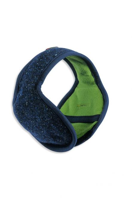 Knitted Ear Warmer - Ohrwärmer blue