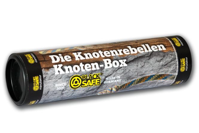 Knotenrebellen Knoten-Box - Knotenkurs für Einsteiger