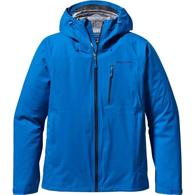Leashless Jacket - Hardshelljacke andes blue | Größe M