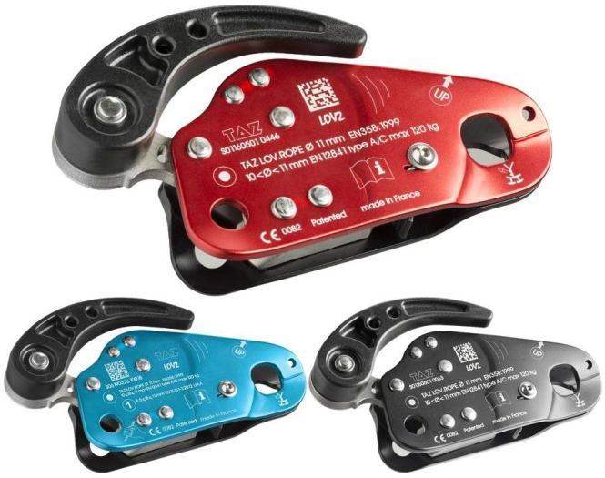 LOV2 - Abseilgerät/mitl. Auffanggerät