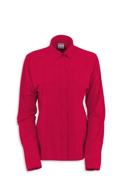 Luis W's LS-Shirt - Bluse red carpet | Größe 42