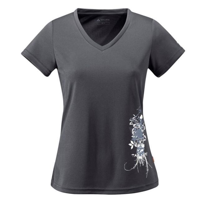 Mayas Shirt VI - T-Shirt basalt | Größe 46