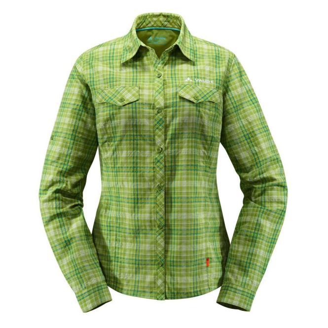 Mellon LS Shirt - Bluse green pepper | Größe 38