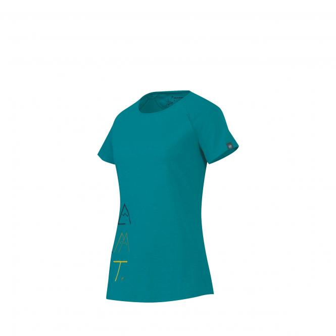 Meteora T-Shirt pacific mélange | Größe S