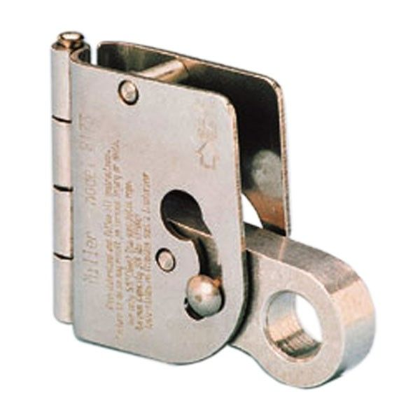 Microloc mitl. Auffanggerät für Drahtseil 8mm
