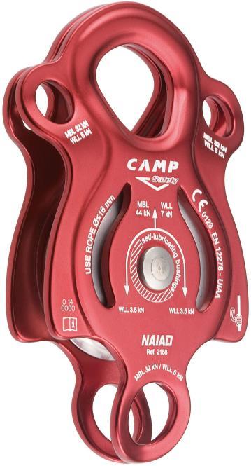 Naiad - Seilrolle